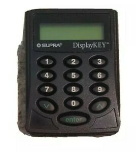 Keypad Only Supra Key Display Key For Real Estate Electronic Lock Box