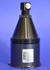 X cite Exfo 810 00030 Collimating Adapter For Nikon Fluorescence Microscope