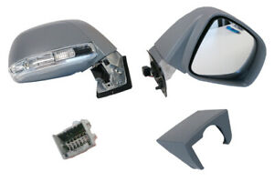 Holden Captiva 7 Cg 11 2006 2018 Right Hand Side Electric Door Mirror Lamp heat