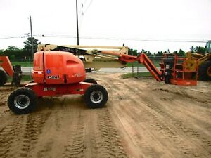 2013 Jlg 450aj Series Ii Articulating Manlift