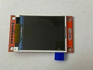 1 8 Tft Lcd Display 128x160 Spi Sd Card Module Avr Pic Arm Stm32 St7735