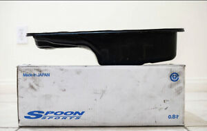 Spoon Sports B16 B18 Baffled Oil Pan 11200 16b 000 Vtec B Series Type R Civic