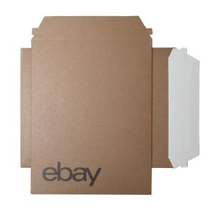 Ebay branded Mailjacket Envelope With Black Print 9 X 11 5 no Padding