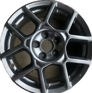 2007 2008 Acura Tl Type S 17 17x8 Wheel Rim Factory Stock Oem Gray Charcoal