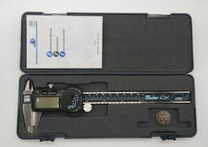 Brown Sharpe Electronic Digital Caliper 0 To 6 Inch