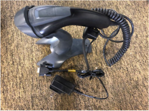 Honeywell Barcode Scanner With Stand Cords And Vga Connector