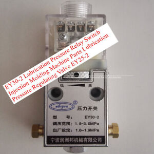 Ey30 2 Lubrication Pressure Relay Switch Injection Molding Machine Parts Ey25 2