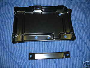 1962 1965 B Body Battery Tray Brace Dodge Plymouth