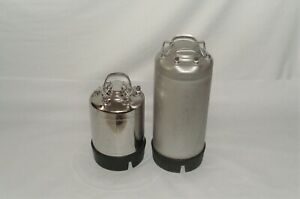 Alloy Products Stainless Steel T316 Dispensing Pressure Vessel Tank 100 140psi