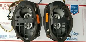 Bmw E36 Rear Speakers Oem Upgrade 325 328 323 318 93 94 95 96 97 98 Infinity Sub