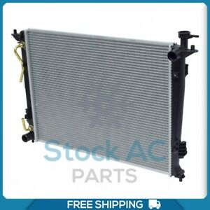New Radiator For Hyundai Tucson 2010 To 2015 Kia Sportage 2011 To 2016