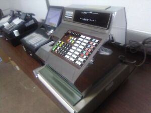 Samsung Er 650 Electronic Cash Register Refurshied Good Condition