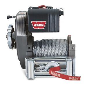 Winch M8274 50 Self Recovery Warn 38631