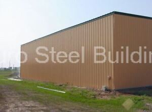 Durobeam Steel 50x100x26 Metal Building Prefab Custom Clear Span Workshop Direct