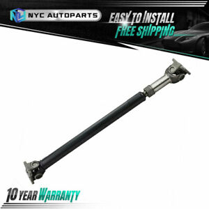36 5 8 Rear Prop Drive Shaft For 1986 1988 1989 1990 Ford Bronco Ii W M T