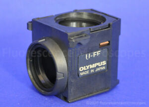 Olympus Bx3 Ix3 U ff Blank Filter Cube For Fluorescence Microscope