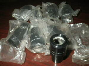 Brand New Set Of 2 Baush lomb 10x Wf Stereo Microscope Eyepieces 23 2mm