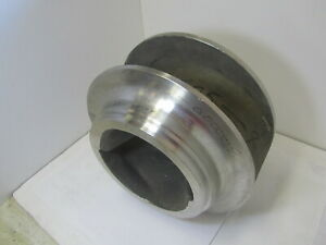Allis Chalmers Centrifugal Pump Impeller 52 216 329 012 Stainless Steel 14