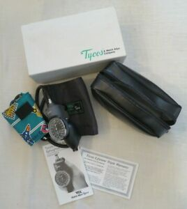 Welch Allyn Tycos Hand Aneroid Sphygmomanometers Blood Pressure Kit