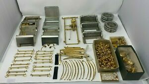 Vtg Car Parts Junkyard Lot Heavy Metal Brass Antique Ford Motor 1903 Model A T C