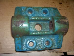 Vintage Fordson Major Diesel Tractor draw Bar Frame Anchor Casting