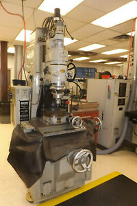 Moore G 18 Jig Grinding Machine Always Cared For My Moore Tech Holding Accuracy
