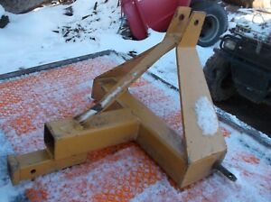 Heavy Duty 3 point Hitch Tractor Attachment