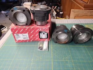 Mahle K70980 Piston Cylinder Set Nos Volkswagen Vw Transporter Vanagon Engine