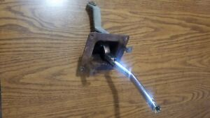 1967 1968 Mustang Auto Shifter Console 67 68