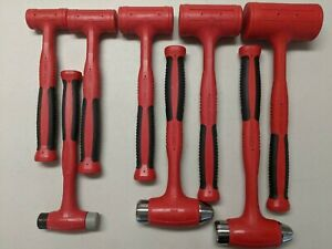Snap On Dead Blow Hammers Hbfe Hbbd Hbpt You Pick Brand New