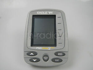 EAGLE FishEasy 320C Portable Fishfinder (FishEasy320Chead Only   No accessories)