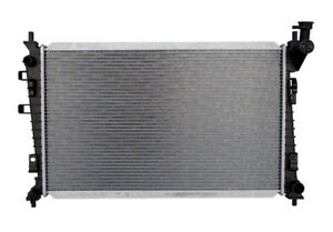Replacement Radiator Fit For 2008 2011 Ford Focus New