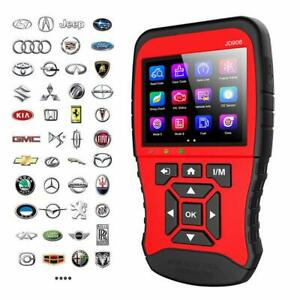 Car Diagnostic Tool Obdii Scanner Check Engine Light Clear Code