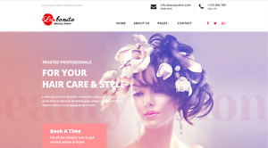 I Will Provide Local Business Website Ready To Go Wordpress Or Html