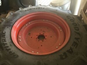 Used Kubota Rim And Disc For M126 m6 Tractors 3t999 00430