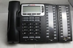 Allworx 9224 Voip Business Office Phone W tx 92 24 Expansion no Stand