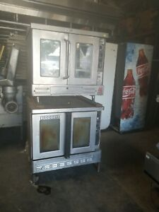 Commercial Gas Convection Oven