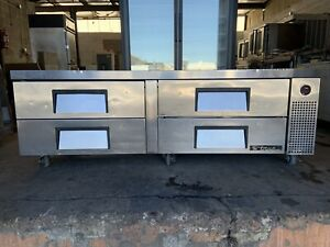 true Trcb 72 Refrigerated 4 Drawers Chef base
