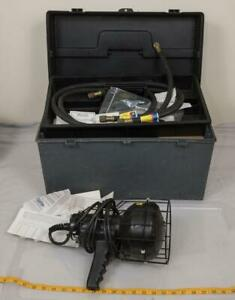 Ritchie Yellow Jacket A c Air Conditioning System Uv Leak Detection Kit Tthc