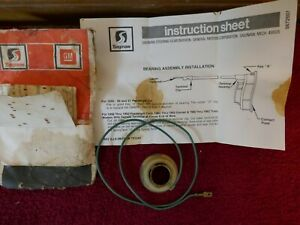 C1 1955 61 Corvette Chevy Pass Truck Mast Jacket Cable Assembly Kit Gm 5672508