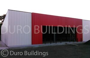 Durobeam Steel 100 x100 x21 Metal Prefab Made To Order Building Workshop Direct