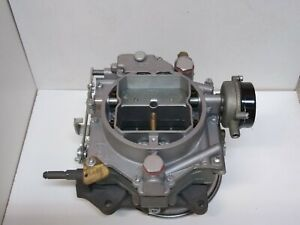 Carter Wcfb 4 Bbl Carburetor Model 2218s For 1955 Chevrolet Corvette