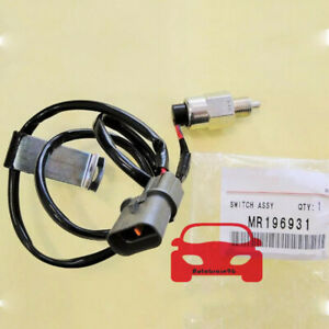 Front Diff Lock Wheel Clutch Control Switch 4wd For Mitsubishi Pajero 1994 1998