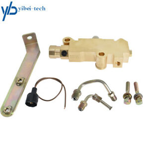 Brass Disc drum Proportioning Valve Kit For Gm Left Side Pv2k 2
