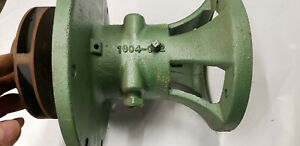 New Taco 1630 1rp Cast Pump Bracket Part With Impeller Assembly