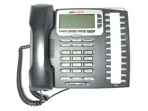 Allworx 9224 Ip Phone With Stand unit Only