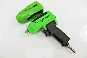 Snap On 3 8 Drive Extreme Green Impact Gun Wrench Heavy Duty Mg325