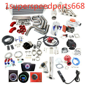 T3 T3 t4 T04e Completed Turbo Kits For Bmw 318i 318is 318ic 318ti E36 L4 M42b18