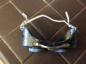 Vintage 60s Willson Welding Safety Goggles