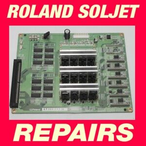 Roland Soljet Head main Board Repair Services Sc 545ex Xc540 Cj540 Sj 540 Sj745